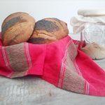Le pain au levain, les pâtes levées
